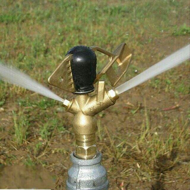 خرید آبپاش آبیاری فلزی تمام دور zk30